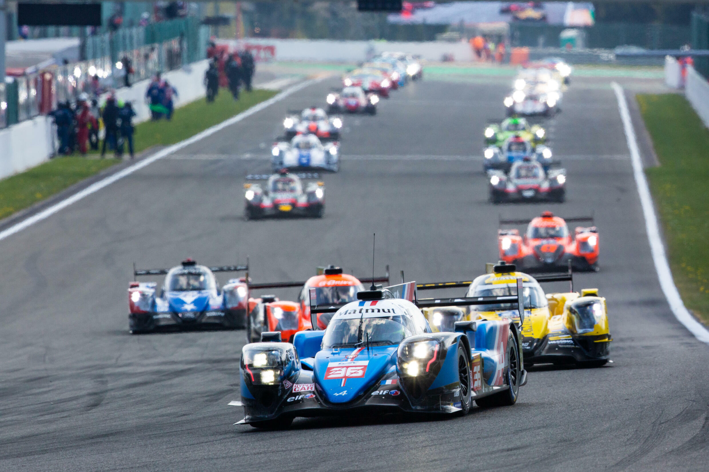 2021 - WEC 6 Hours of Spa-Francorchamps