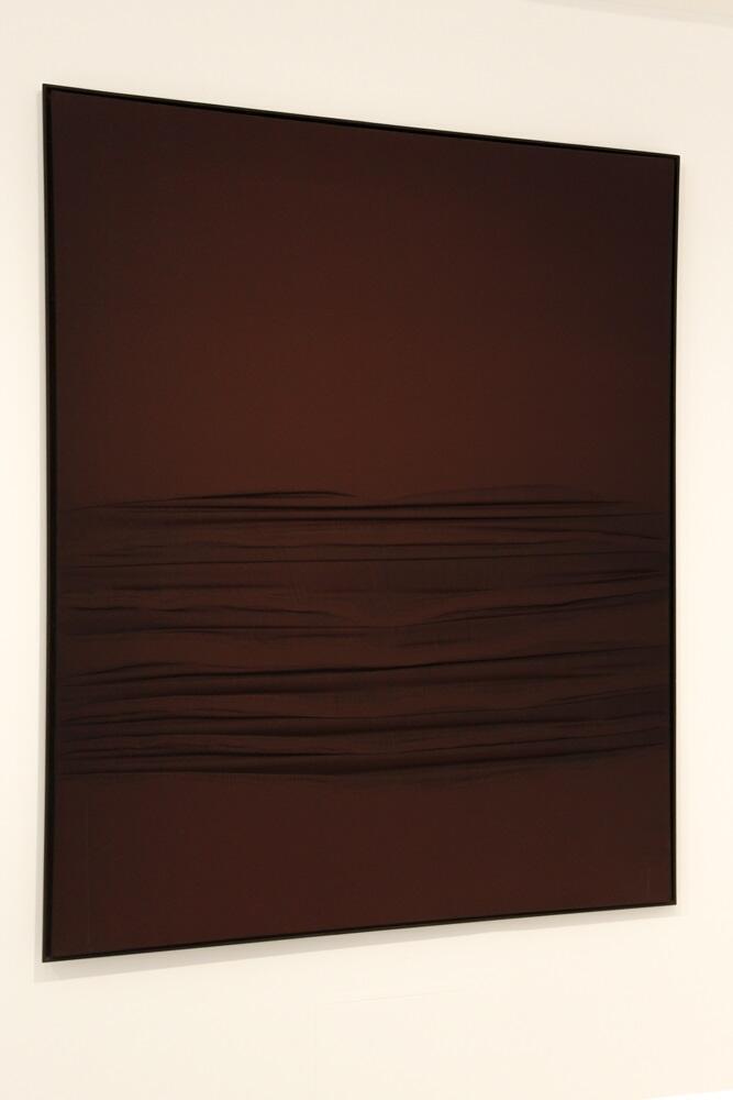 Obra do frei Sidival Fila na galeria Jérôme Poggi, Paris