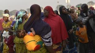 A crise na República Centro-Africana já provocou quase um milhão de deslocados.