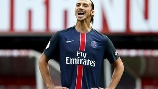 Paris Saint-Germain star Zlatan Ibrahimovic will lead his Sweden into the play-offs