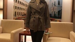 Chan Keng Hong Echo, secretária geral adjunta do Fórum Macau