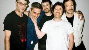Le groupe Acid Arab de retour avec un nouvel album «Jdid».