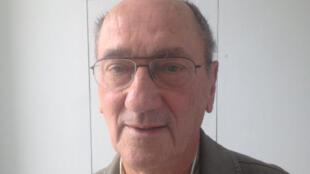 Le journaliste français Robert Wiren.
