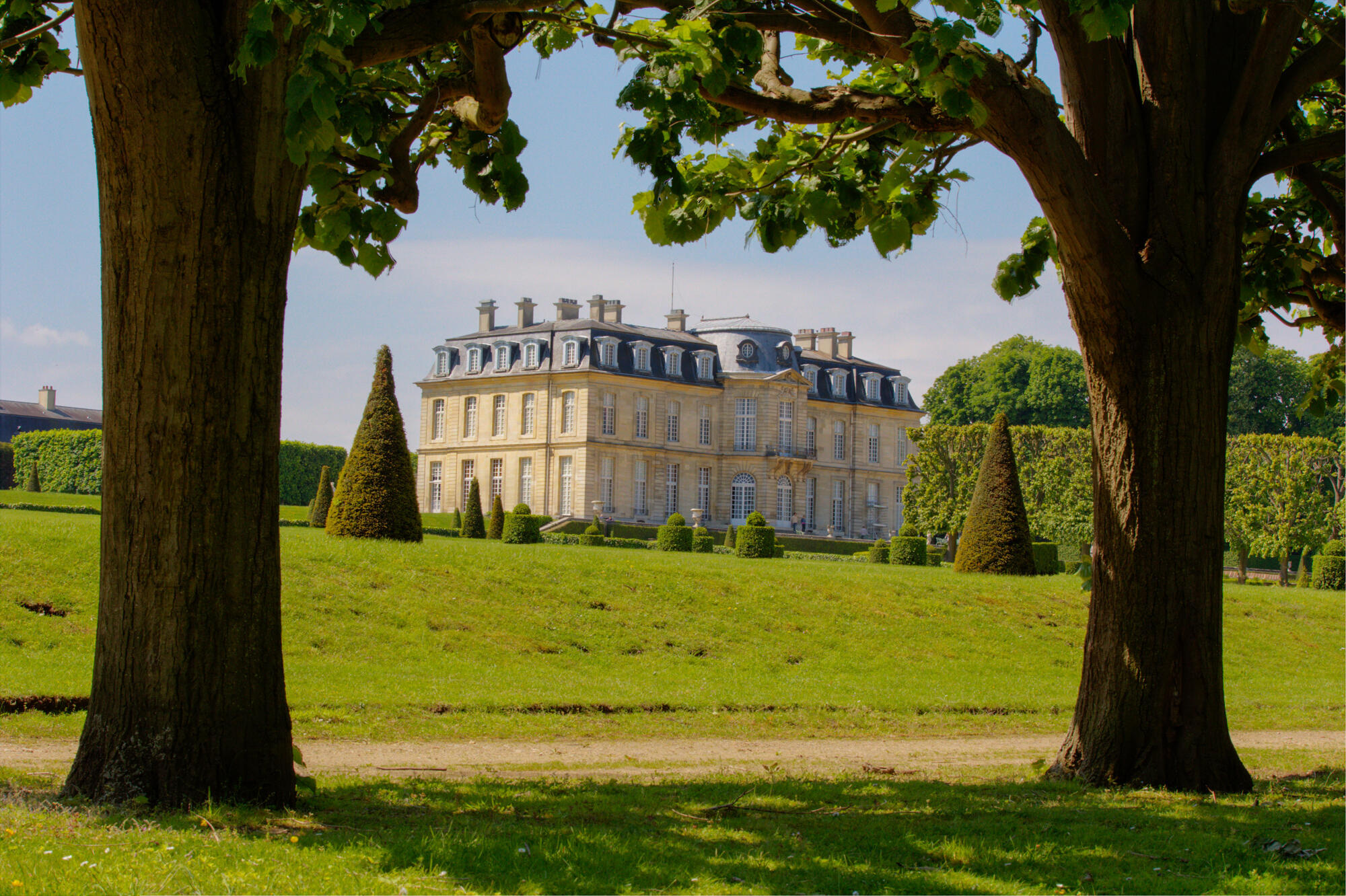 El Castillo de Champs-sur-Marne.