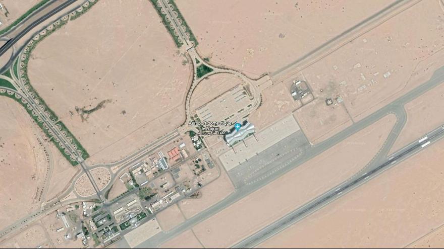 شبهنظامیان حوثی، برای سومین بار به فرودگاه نجران در عربستان سعودی حمله کردند