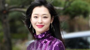 La star de la K-pop Sulli s'est suicidée le 14 octobre dernier.