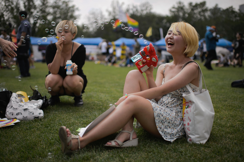 En Corée du Sud, les inégalités entre les sexes restent particulièrement criantes (image d'illustration).