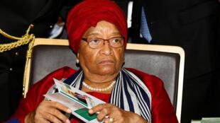 Shugabar Liberia mai barin gado Ellen Johnson Sirleaf