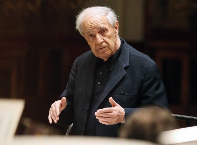 El compositor Pierre Boulez murió en Baden-Baden, a los 90 años.