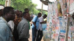 Presse - médias - Togo - Lomé