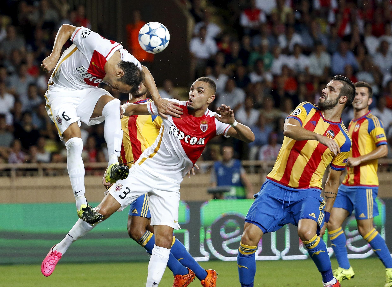 Valencia ta yi waje da Monaco a wasannin share fagen shiga gasar Zakarun Turai