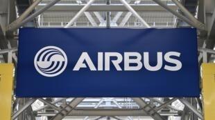 Logo d'Airbus.