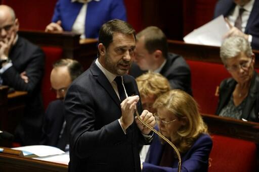 Глава франкции «Вперед, Республика» (LREM) в нижней палате парламента, бывший глава МВД Кристоф Кастанер