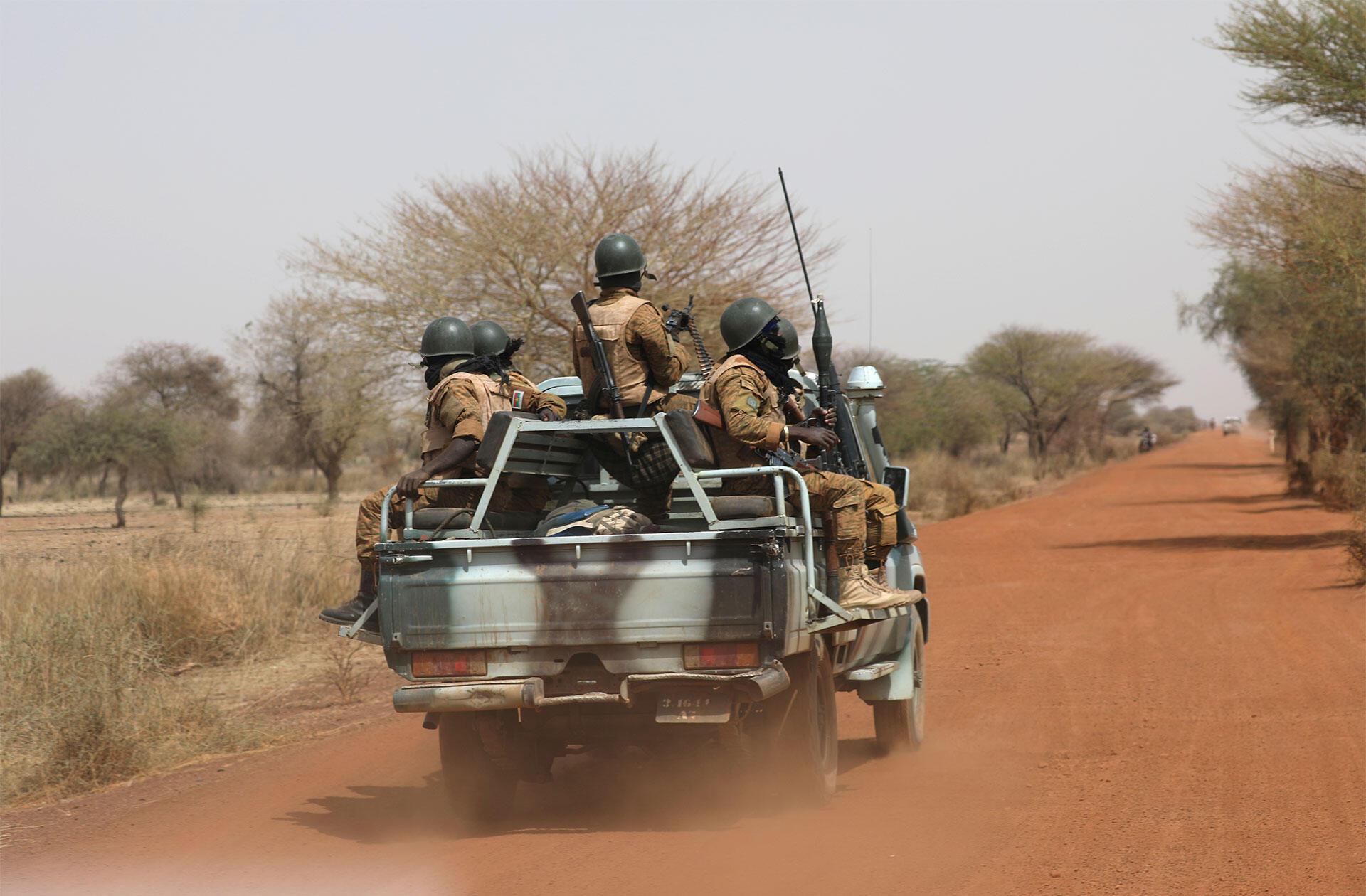 Army-Patrol
