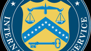 Logo cơ quan IRS