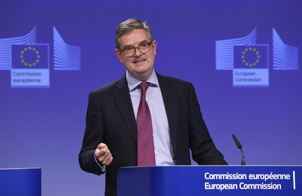 Еврокомиссар по вопросам безопасности Джулиан Кинг.