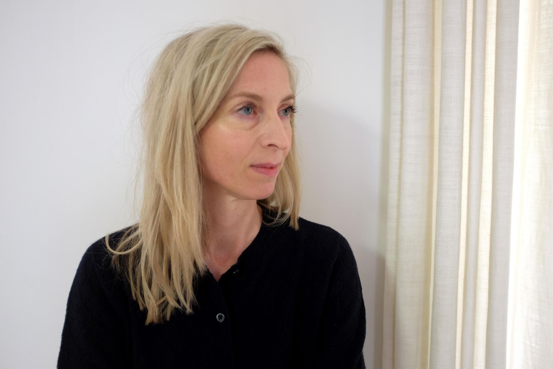 Jessica Hausner, réalisatrice autrichienne de «Little Joe», en lice pour la Palme d'or au Festival de Cannes 2019.