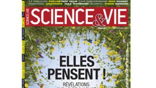 Couverture « Science & Vie », décembre 2017.