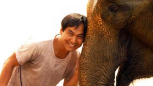 Norin Chaï vétérinaire de la faune sauvage