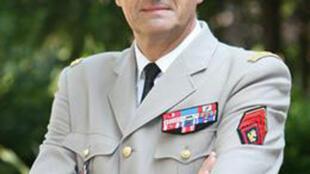Le général d'armée Bruno Cuche.