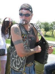Шон Карр - рокер, байкер, владелец магазинов в Лондоне, бывший зять Юлии Тимошенко