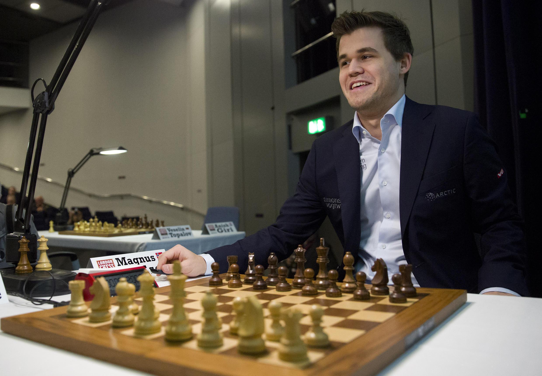 World champion Magnus Carlsen did badly in Stavanger