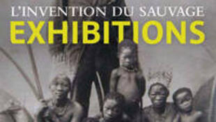 Cartaz da mostra 'A Invenção do Selvagem', no museu do Quai Branly