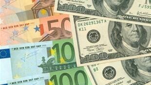 monnaie dollar euro