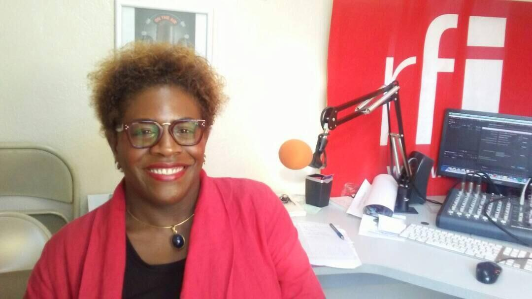 Emmelie Prophète, la responsable de Communication du Comité du Carnaval 2018.