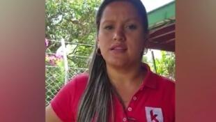 La candidata a la alcaldía de Suárez (Cauca), fue asesinada el domingo.