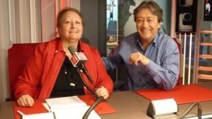 Estela Belloni, del Colectivo Argentino por la Memoria