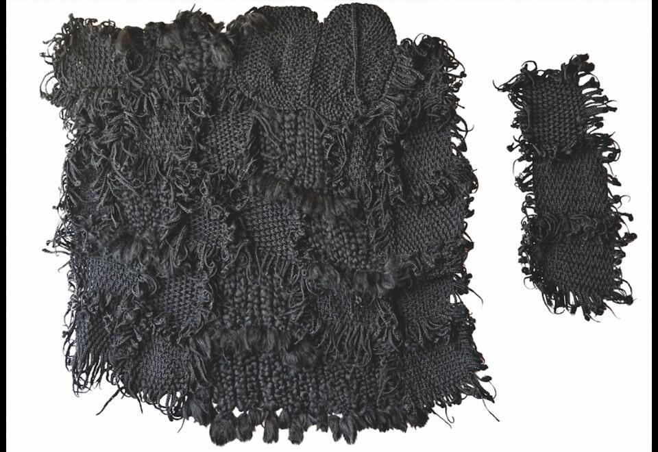 """The Power of My Hands"", obra da artista angolana Keyezua."