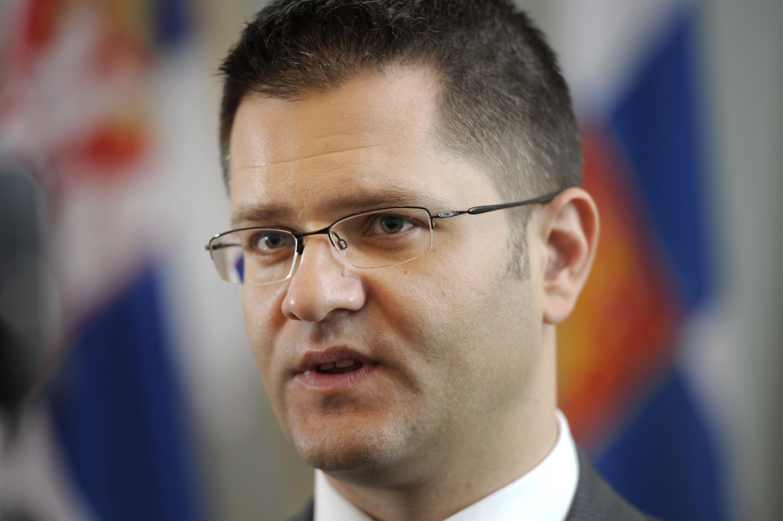 Vuk Jeremic, ministre des Affaires étrangères de la Serbie de 2007 à 2012.