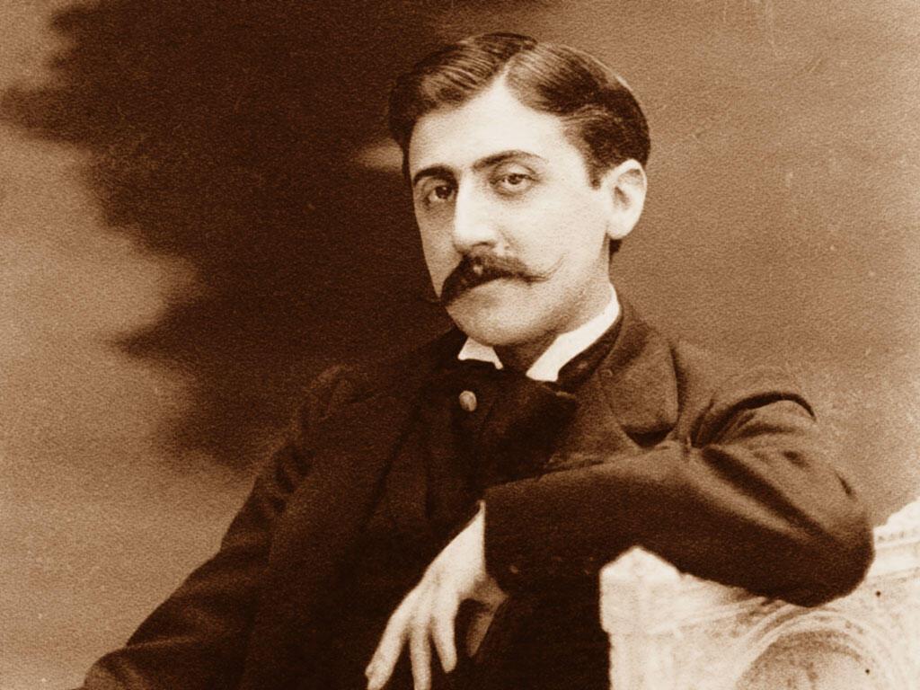 مارسل پروست نویسنده و رُماننویس فرانسوی