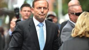 Toni Abbott, le 16 décembre 2015 à Sydney.