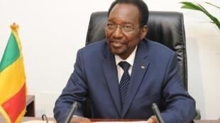 Dioncounda Traoré, président par intérim du Mali, depuis le 12 avril 2012.