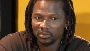 Le rappeur burkinabè Sams'K le Jah.