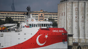 Activities of the Oruc Reis has been central to a dispute between Greece and Turkey