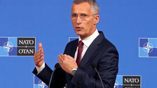 Babban sakataren kungiyar tsaro ta NATO Jens Stoltenberg