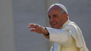 Le pape François, qui a fêté son 78 anniversaire au Vatican le 17 décembre 2014, promet des réformes dans la curie romaine.