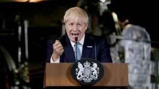 Firaministan Birtaniya, Boris Johnson