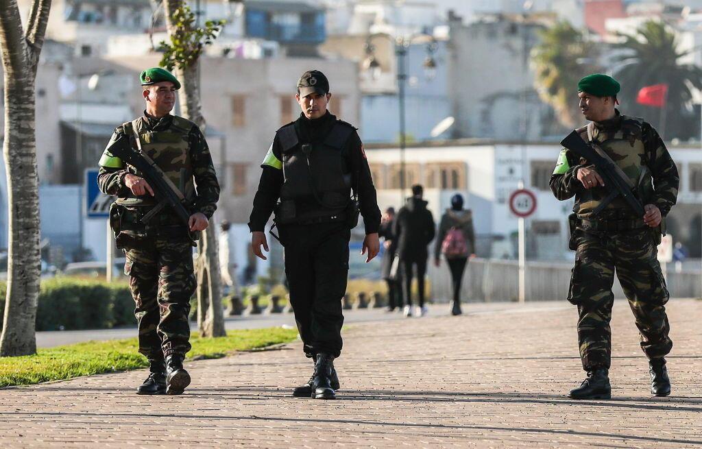 Maroc sorasiw, Rabat.