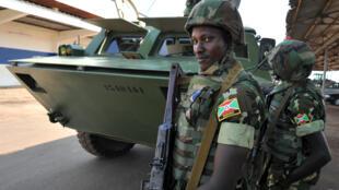 Le Burundi sait pouvoir compter sur une armée très expérimentée.