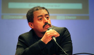 Thierry Vircoulon, directeur d'International Crisis Group pour l'Afrique centrale.