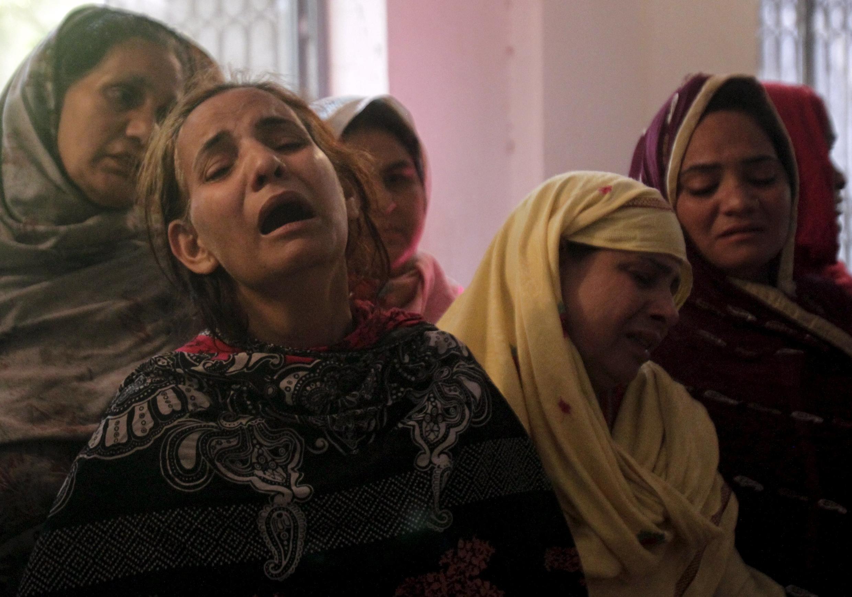 2016年3月27日晚,巴基斯坦拉合爾的一座公園發生自殺式炸彈襲擊,造成至少72人死亡。