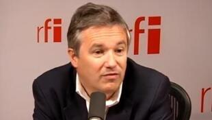 Nicolas Dupont-Aignan.