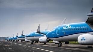 荷兰皇家航空公司飞机