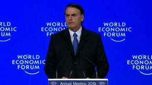Discurso do Presidente do Brasil, Jair Bolsonaro, em Davos