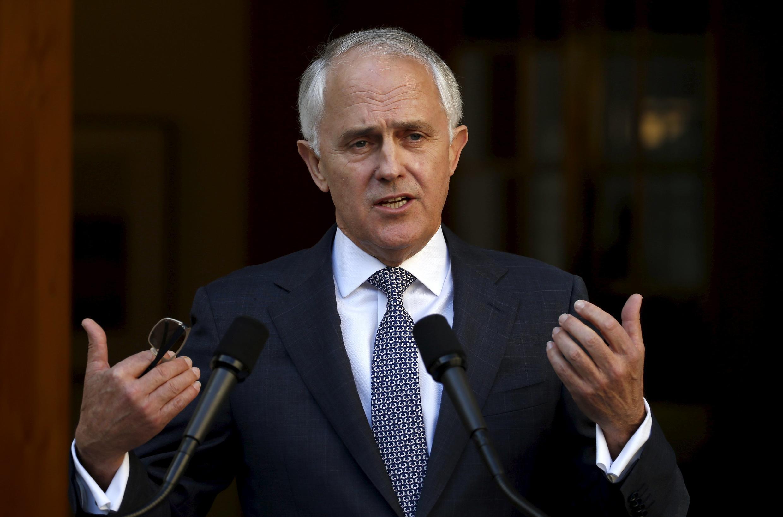 លោកនាយករដ្ឋមន្រ្តីអូស្ត្រាលី Malcolm Turnbull ជាមហាសេដ្ឋី អ្នកច្បាប់ និងអ្នកជំនួញ ដែលទាមទារខ្លាំងឲ្យមានកំណែទម្រង់ក្នុងច្បាប់ការងារនៅអូស្ត្រាលី