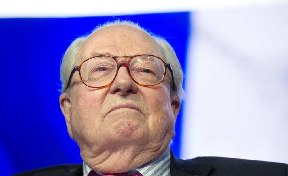 Jean-Marie Le Pen chegou a ser condenado por algumas de suas declarações polêmicas